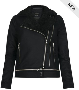 AllSaints Zagreb Biker Jacket