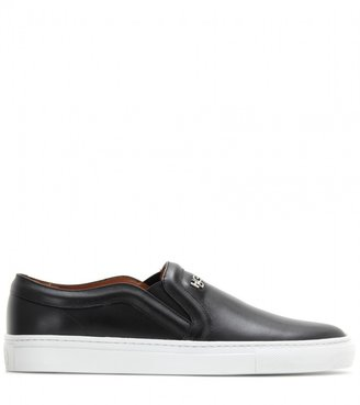 Givenchy Leather slip-on sneakers