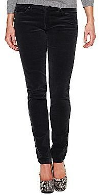 JCPenney jcpTM Skinny Corduroy Flat Front Pants