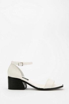 Urban Outfitters Deena & Ozzy Minimal Block Heeled Sandal