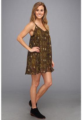 RVCA Garden Sleeveless Dress