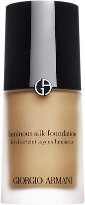 Giorgio Armani Women's Luminous Silk Foundation-Tan