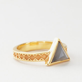 Bea Yuk Mui KATIE DIAMOND quartz ring