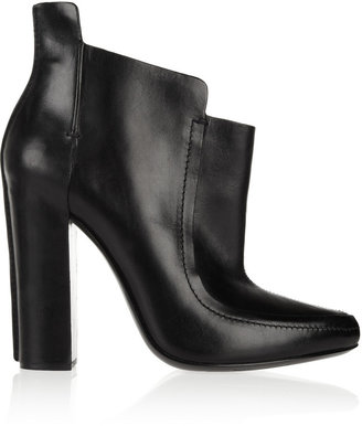 Alexander Wang Kim leather ankle boots