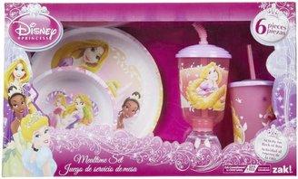 Zak Designs Zak! Designs Gift Box Set - Princess - 6 Pc