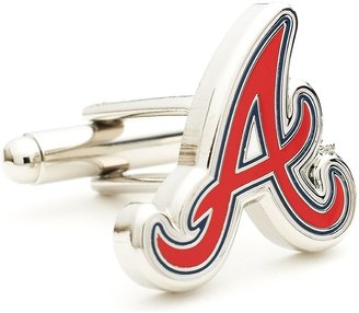 Cufflinks Inc. Cuff Links Inc. Atlanta Braves Cuff Links