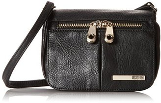 Kenneth Cole Reaction Wooster Street Flap Cross Body $15 thestylecure.com