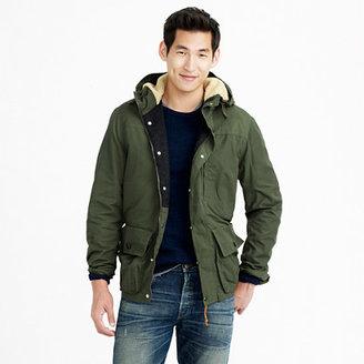 J.Crew Hooded Heathfield jacket