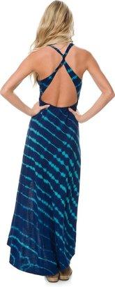 Roxy Setting Sun Maxi Dress