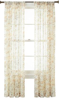 Liz Claiborne Sabra Rod Pocket Sheer Panel Shopstyle Home