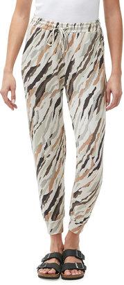 Michael Stars Jenny Printed Jogger Pants