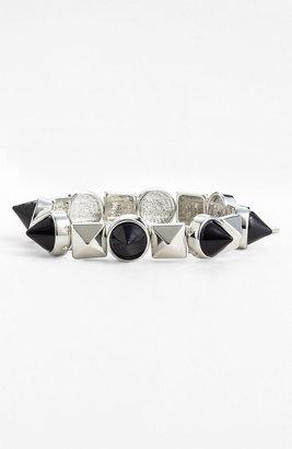 Nordstrom Spring Street Studded Stretch Bracelet Exclusive)
