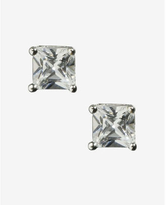 Express Small Cubic Zirconia Stud Earrings $22.90 thestylecure.com