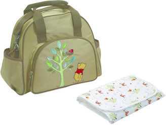 Summer Infant Winnie the Pooh Layla Tote Diaper Bag