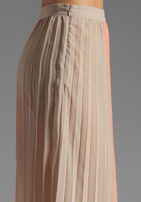 Obey Saint Laurent Maxi Skirt