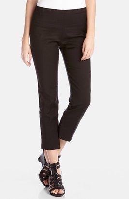 Women's Karen Kane Stretch Woven Capri Pants $88 thestylecure.com