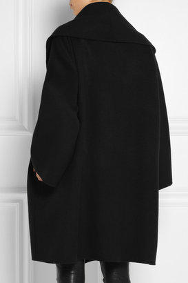 Bottega Veneta Belted cashmere coat