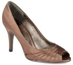 Adrianna Papell Farrel Satin Pumps