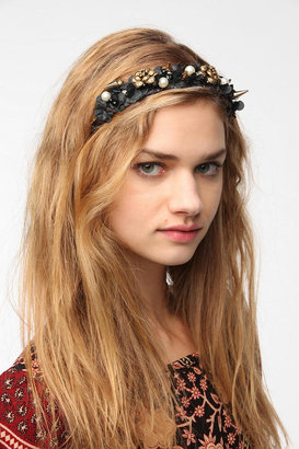 Urban Outfitters Antoinette Embellished Headband