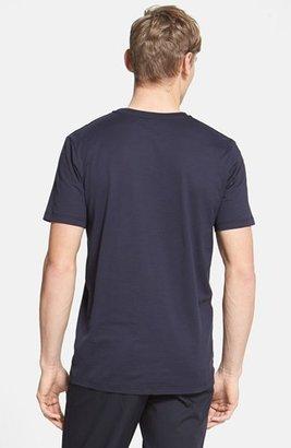 Lanvin 'Painted L' Graphic T-Shirt