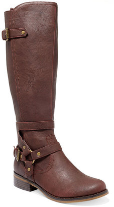 G by Guess Women's Hyderi Riding Boots
