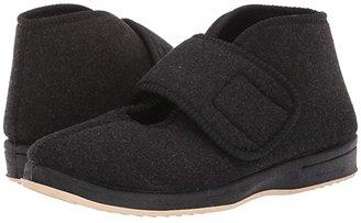 Foamtreads Tradition (Black) Women's Slippers