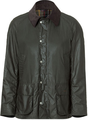 Barbour Olive Barfield Jacket