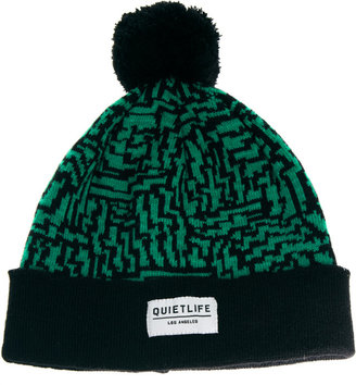 The Quiet Life Geo-Tribal Bobble Hat