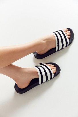 Adidas Originals Adilette Pool Slide $45 thestylecure.com