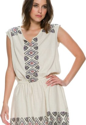 Angie Irene Embroidered Dress