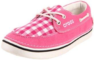 Crocs Women's Hover Boat Gingham Shoe