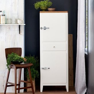 west elm Cabin Kitchen Tower - White