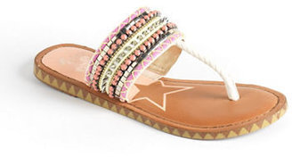 Sam Edelman CIRCUS BY Mirielle Embellished Sandals