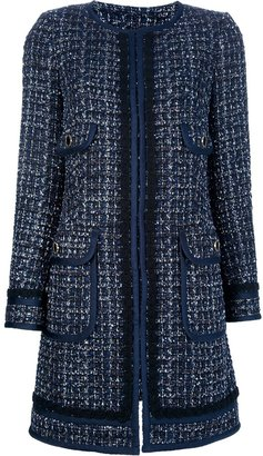 Tory Burch Bouclé coat