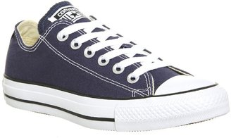 Converse Low Navy Canvas