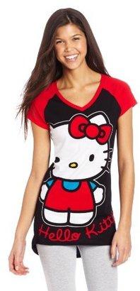 Hello Kitty Women's Big Kitty Graphic Nightshirt