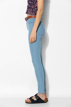BDG Twig High-Rise Button-Fly Jean - Stratus