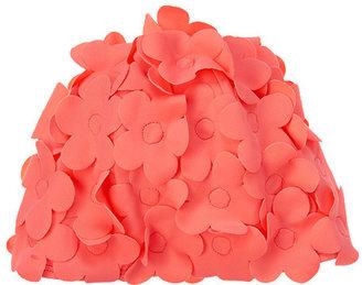 Gymboree Ruffle Flowers Swim Cap