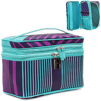 Ulta Trina Bandwidth Double Zip Train Case