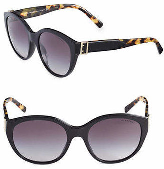 Ray-Ban 55mm Cat-Eye Wayfarer Sunglasses