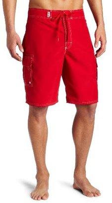 Beach Rays Men's Cargo Pocket Boardshort