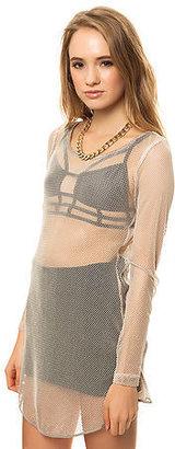 Blaque Market The Preliminaires Mesh Dress