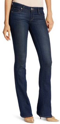 Paige Women's Petite Skyline Boot Jean in Finnley