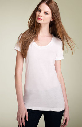James Perse Fitted Short Sleeve Tee