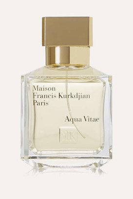 Francis Kurkdjian Aqua Vitae Eau De Toilette - Mandarin & Guaiac Wood, 70ml