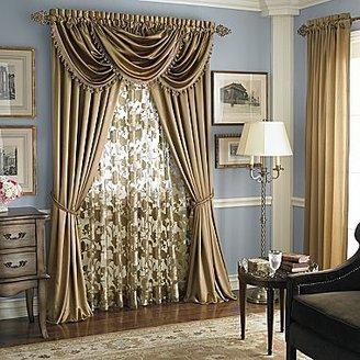 Royal Velvet Hilton Window Treatments
