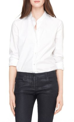 Theory Francoise Cotton Stretch Shirt