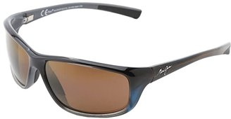 Maui Jim Spartan Reef (Marlin/HCL Bronze) Polarized Sport Sunglasses