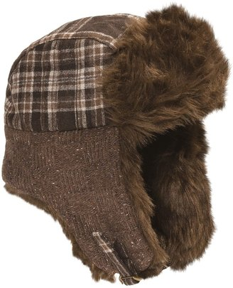 Turtle Fur Fu-R Headwear Katcha Trapper Hat - Insulated, Ear Flap (For Women)