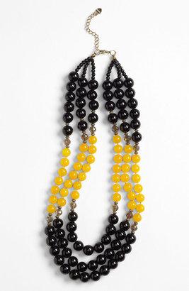 Nakamol Design Three Strand Necklace